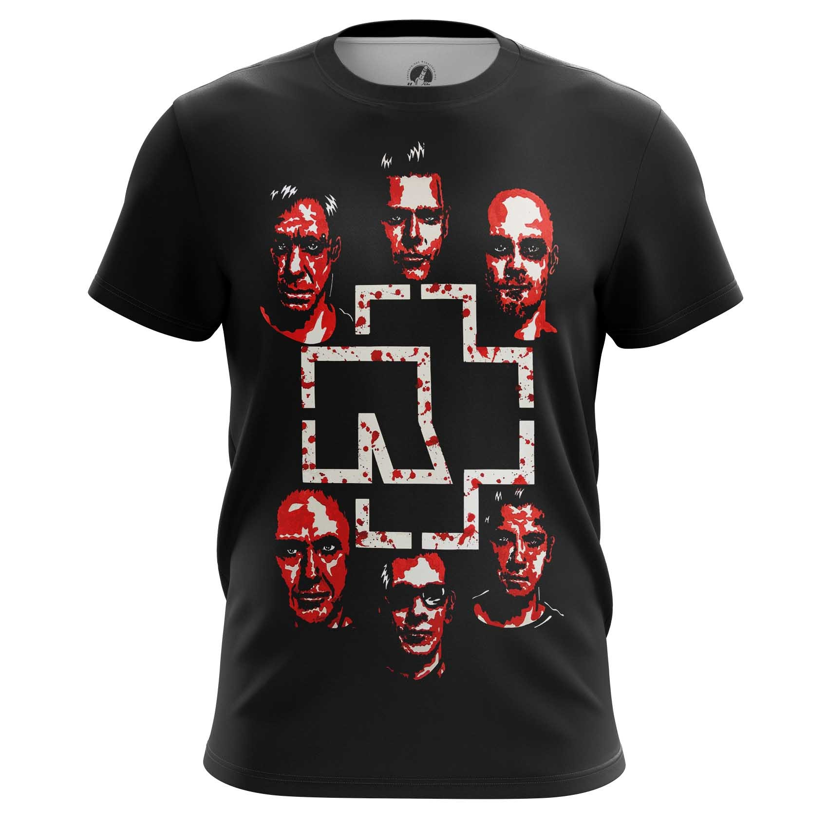Collectibles Men'S T-Shirt Rammstein Music Band