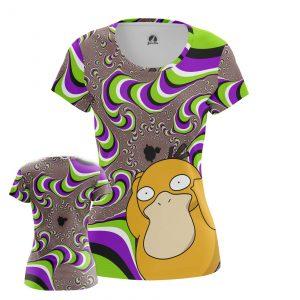Collectibles Women'S T-Shirt Psyduck