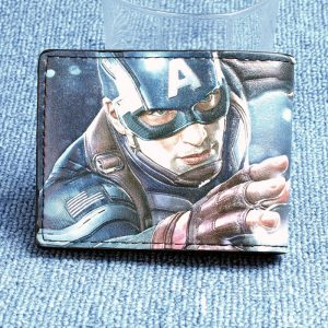 Merchandise Wallet Captain America Chris Evans