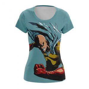 Collectibles Women'S T-Shirt One Punch Man Merch