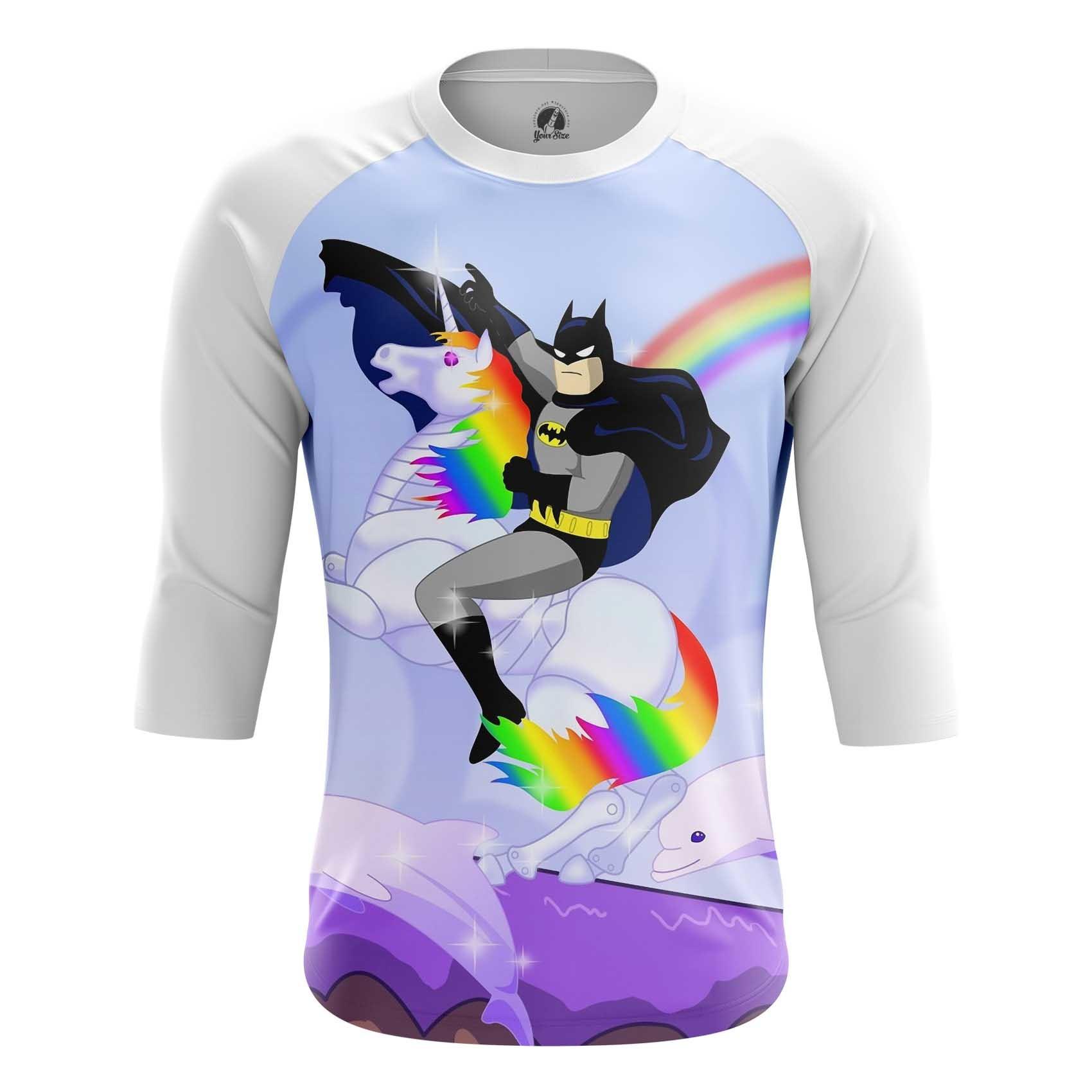 Collectibles Men'S Tank Unicorn Knight Batman Rainbow Shirt Vest