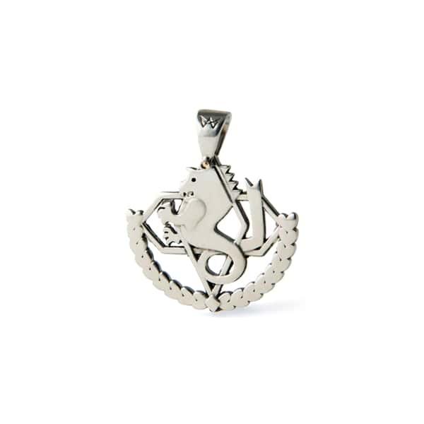Merch Amestris Necklace Fullmetal Alchemist Silver