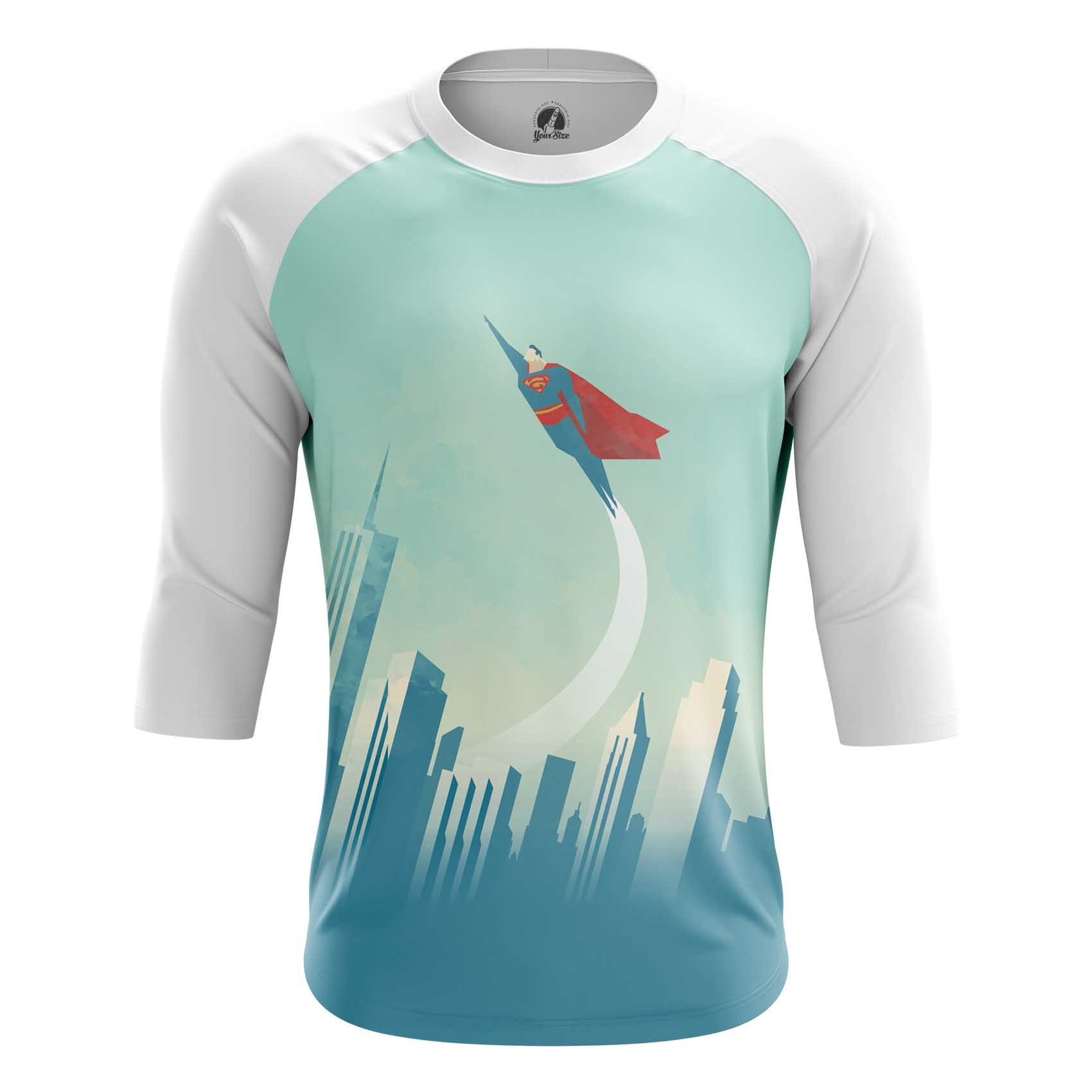 Collectibles Long Sleeve Superman Dc Nyc New York Universe
