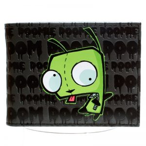 - Doom Wallet Young Men And Women Students Personality Brief Paragraph Fashion Purse Dft 1438