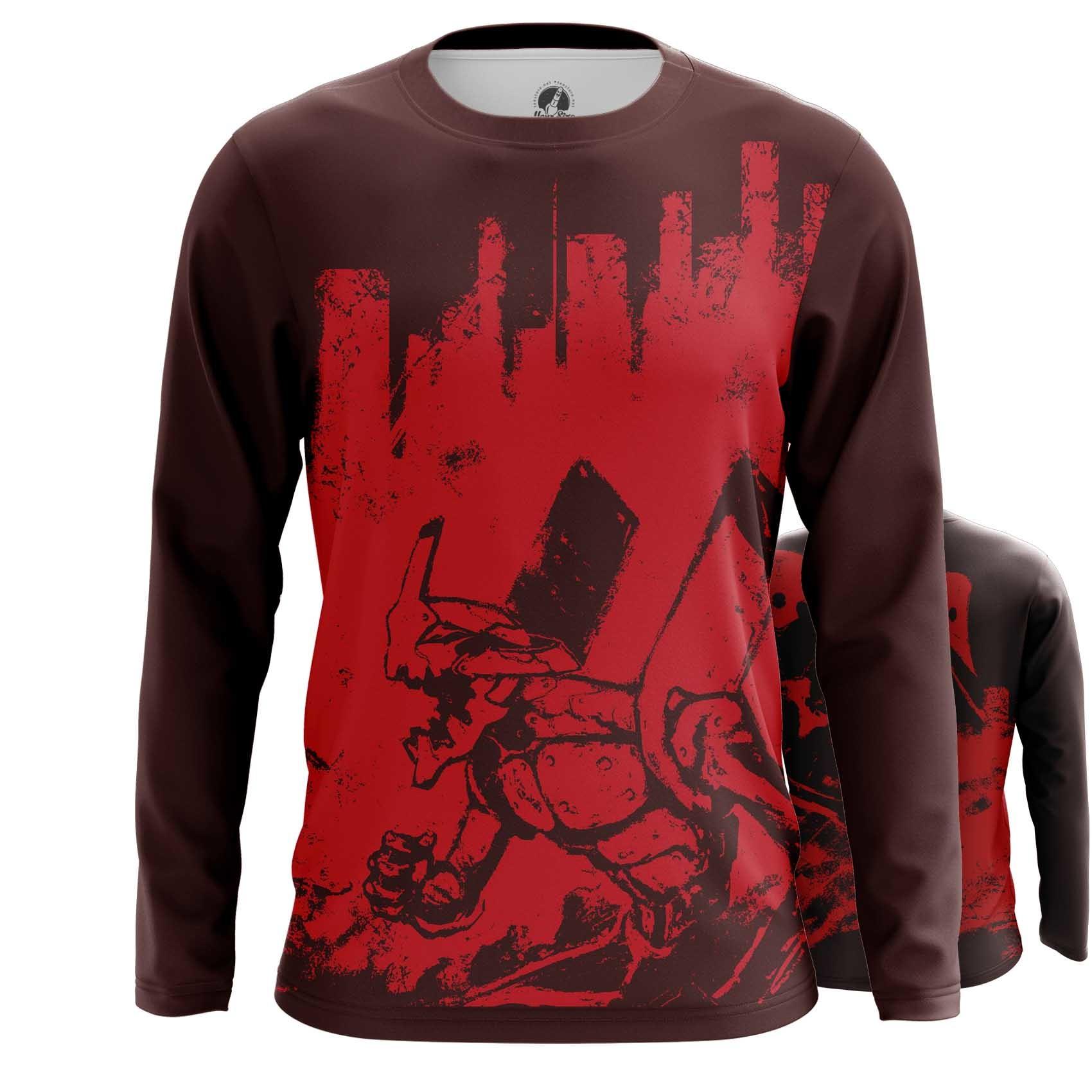 Merchandise T-Shirt Eva Neon Genesis Evangelion Props