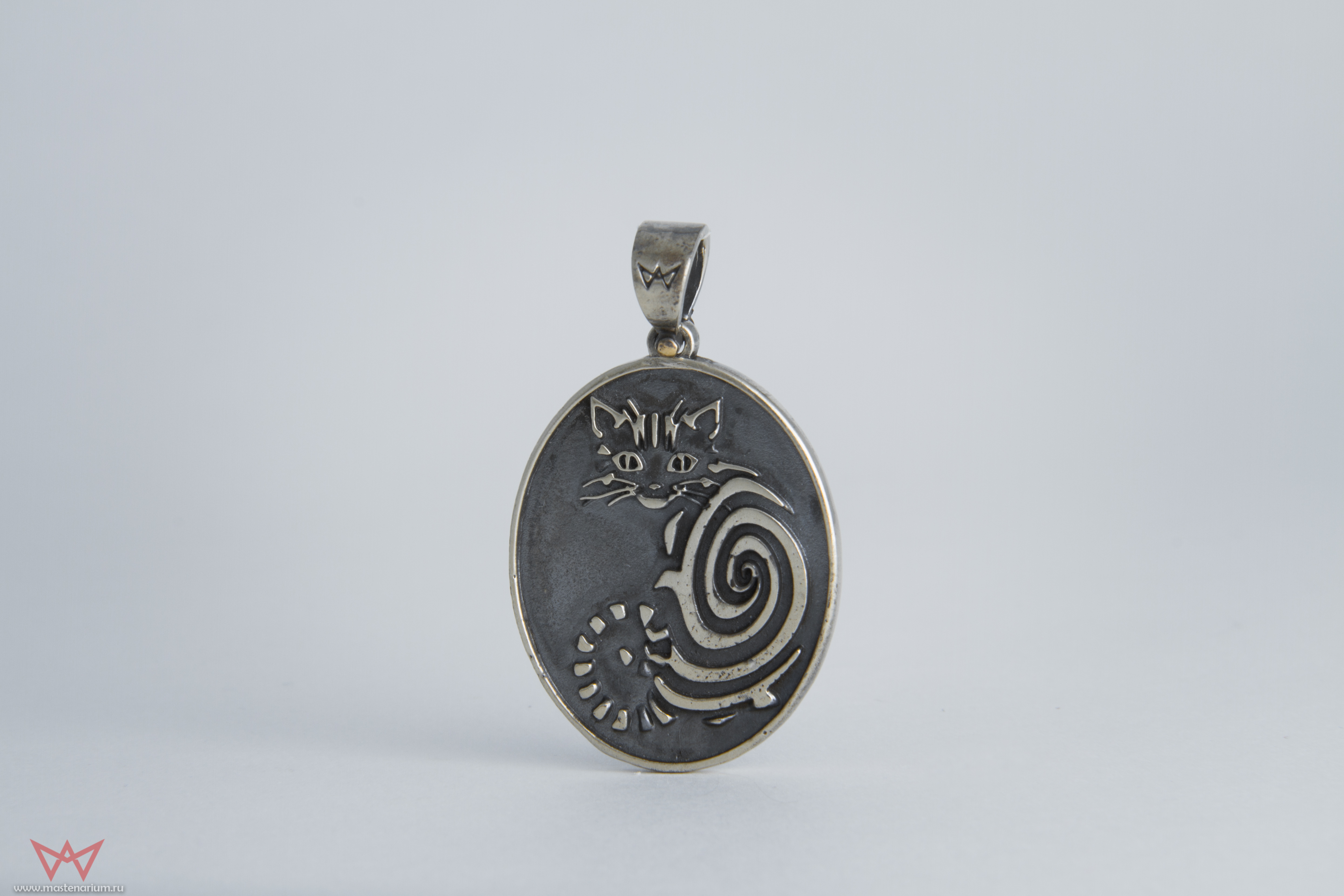 Merch Alice In Wonderland Necklace Cheshire Cat