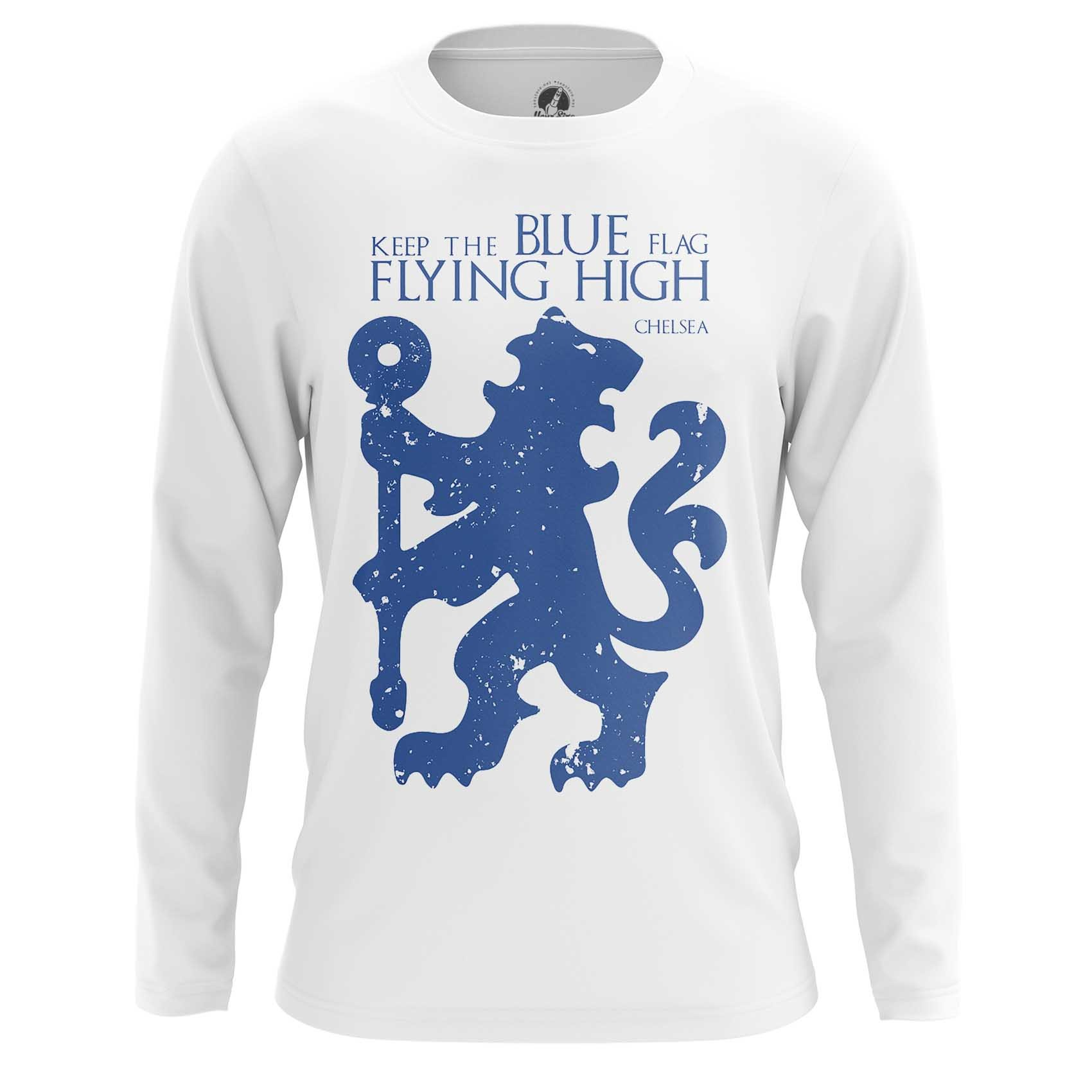 Collectibles Long Sleeve Chelsea Fc Blue