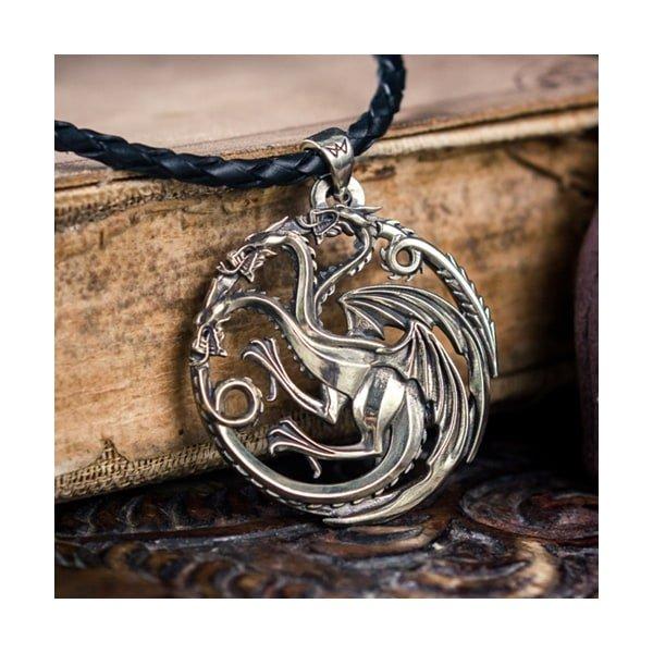 Merch Targaryen'S Crest Pendant Game Of Thrones