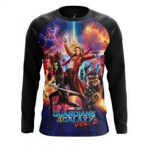 Merchandise Men'S Long Sleeve Guardians Of Galaxy Vol 2 Vol 2