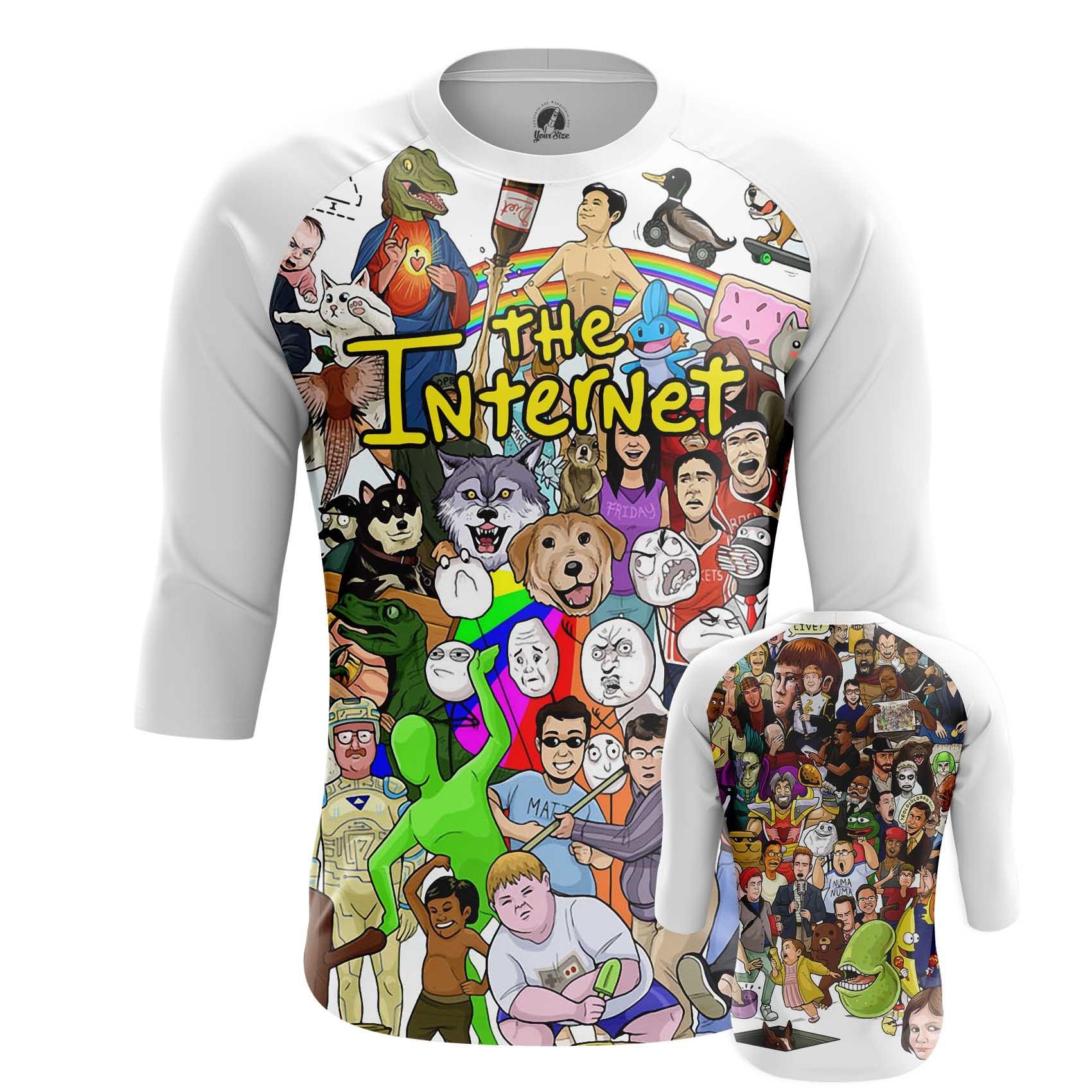 Collectibles Men'S Tank The Internet Memes Fun Vest