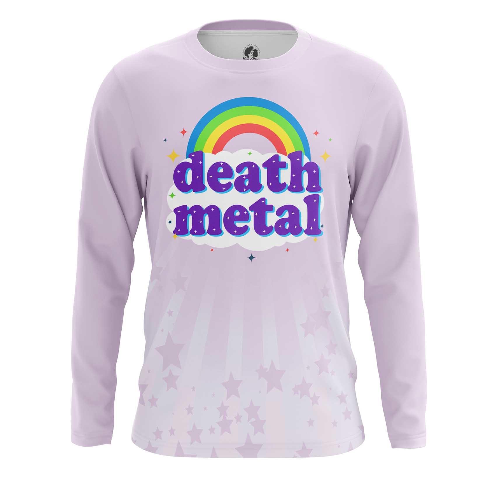 Collectibles Men'S Tank Death Metal Internet Rainbow Music Fun Vest
