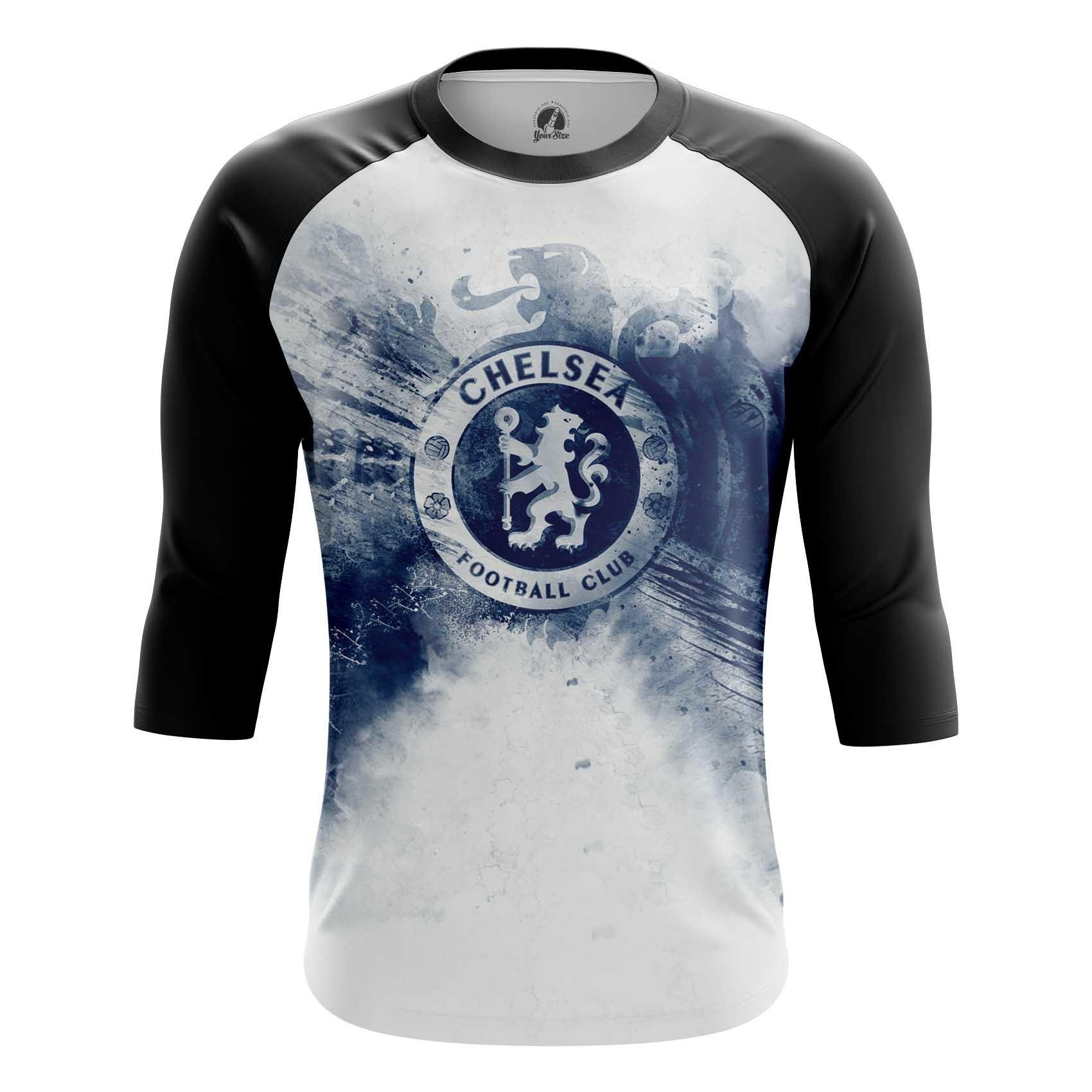Merch Long Sleeve Chelsea F.c. Fan Art Logo