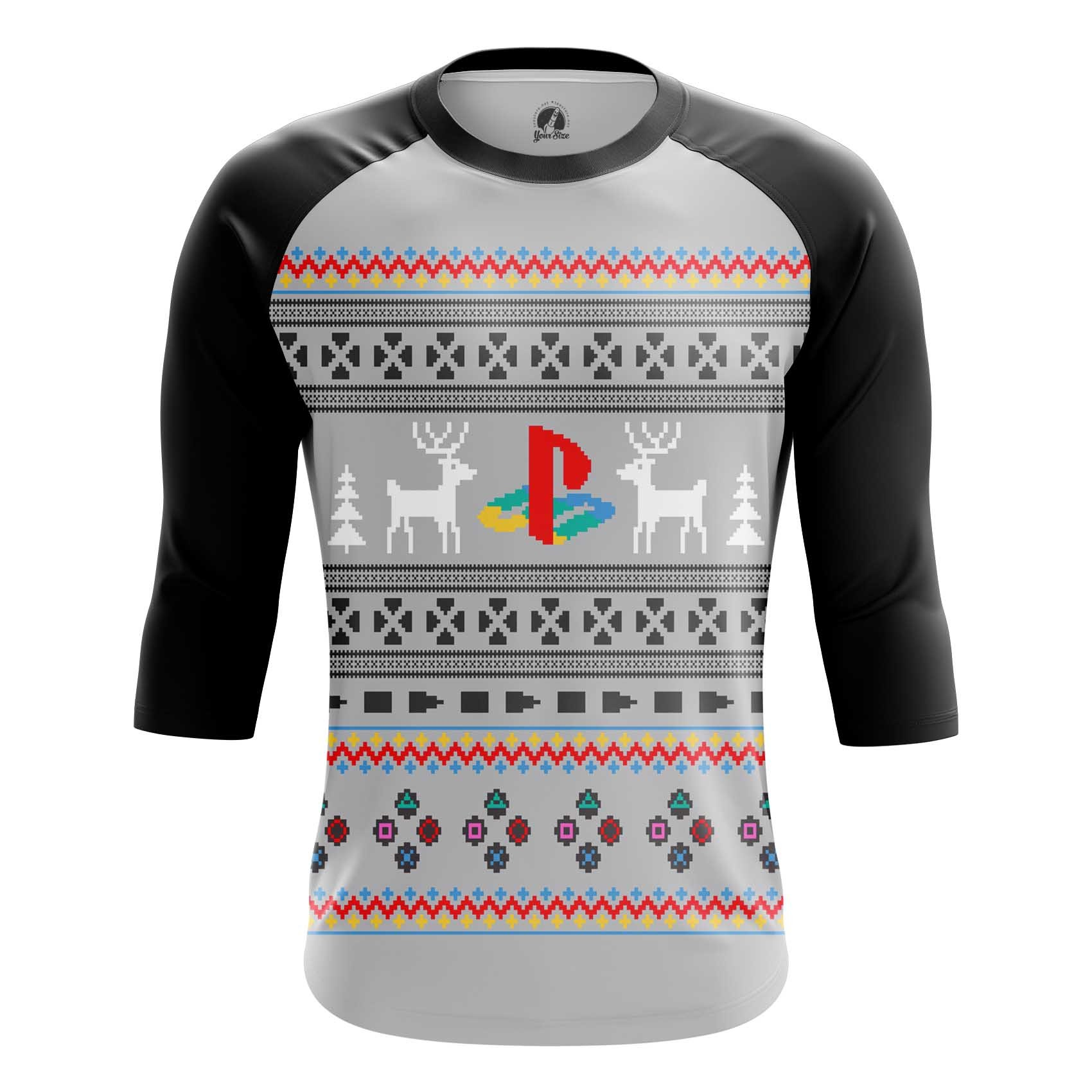 Collectibles Long Sleeve Playstation X-Mas Christmas Special