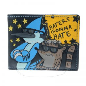 Collectibles Wallet Regular Show Haters Gonna Hate