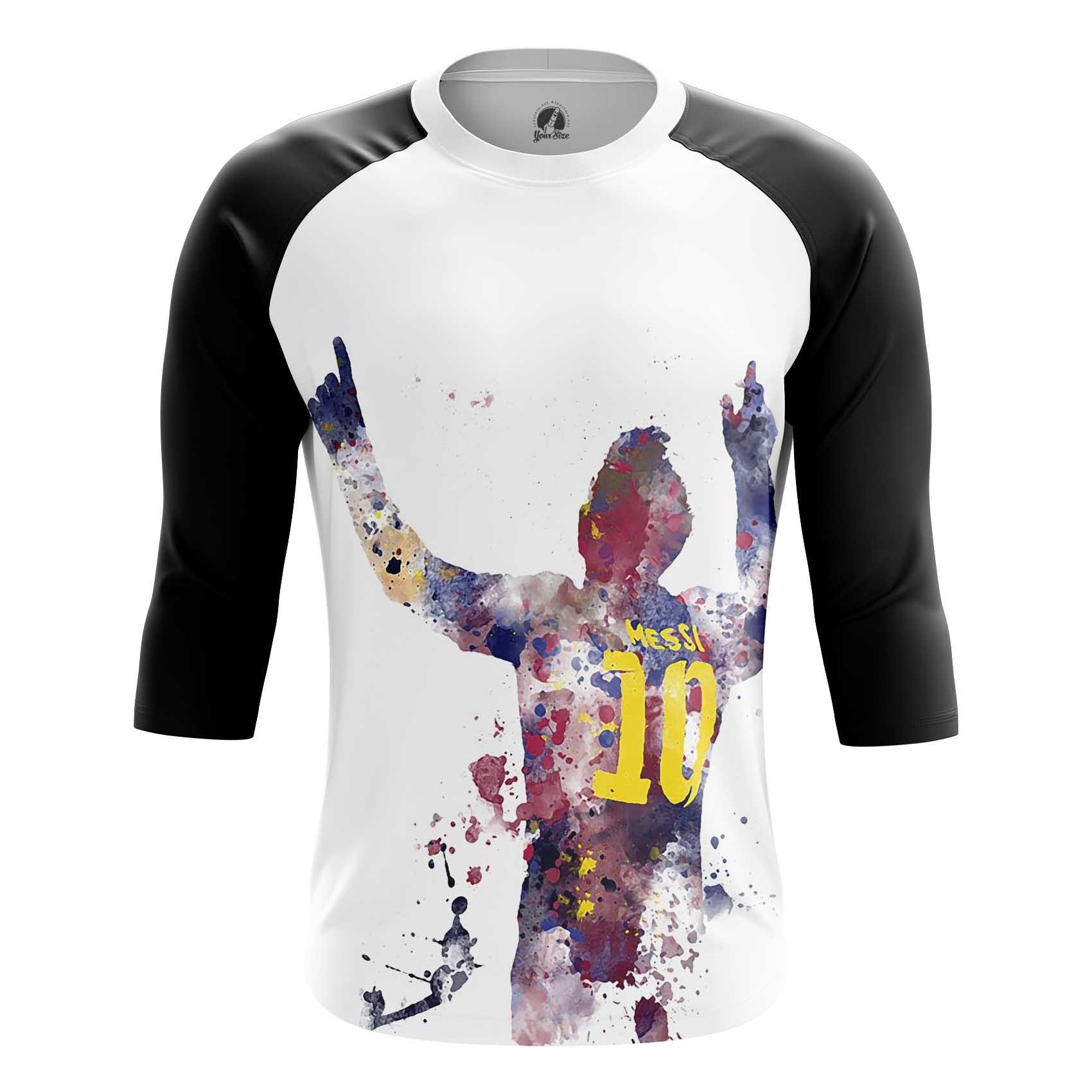 Collectibles Men'S T-Shirt Lionel Messi Fan Art