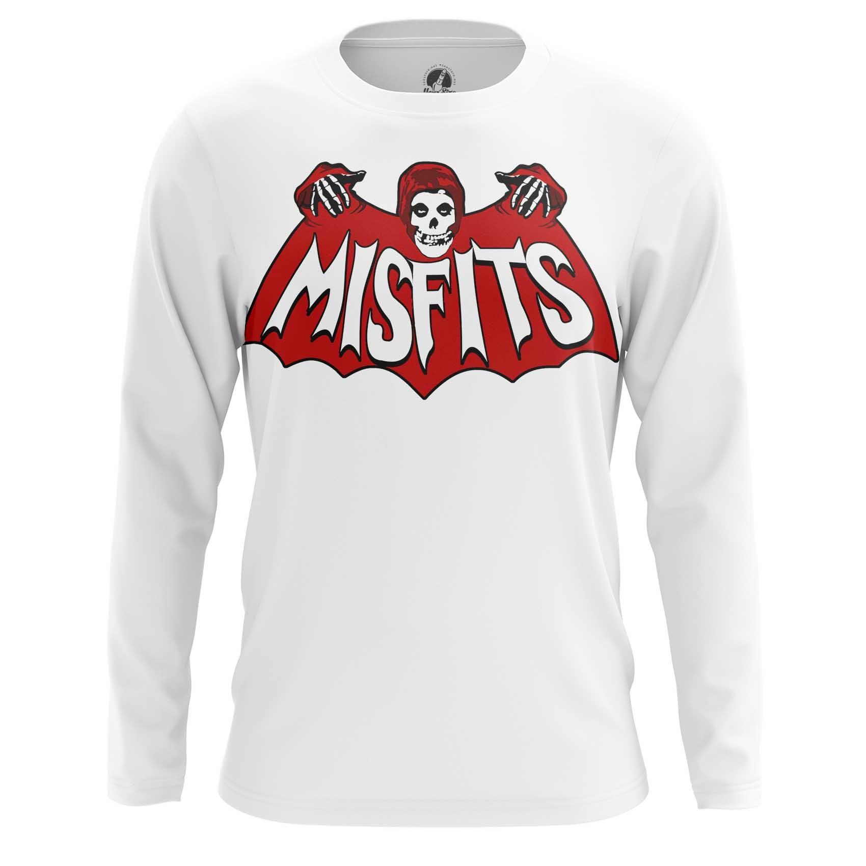 Merchandise Long Sleeve Misfits