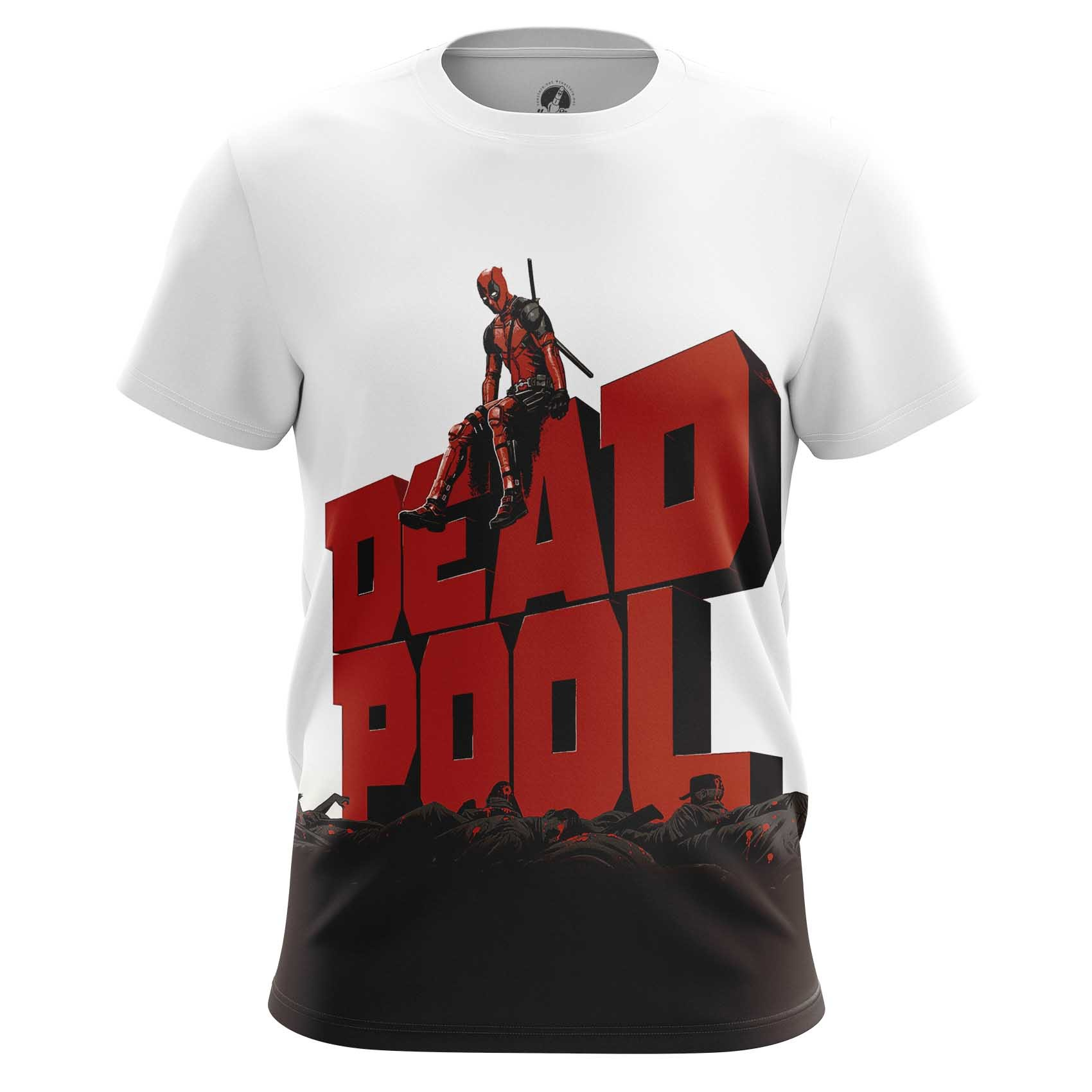 Merch Long Sleeve Deadpool In Cinema