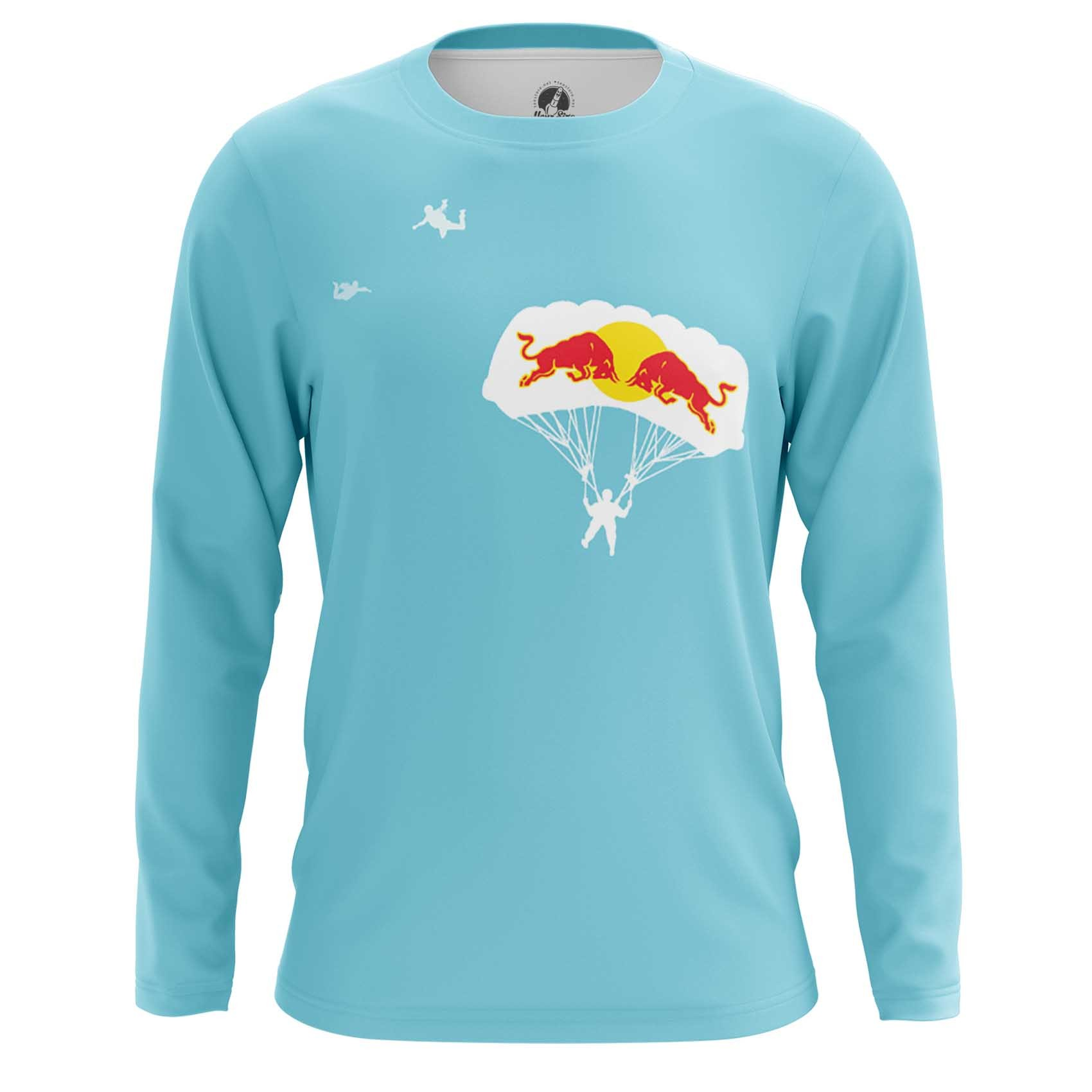 Merch Men'S T-Shirt Red Bull Fan Logo