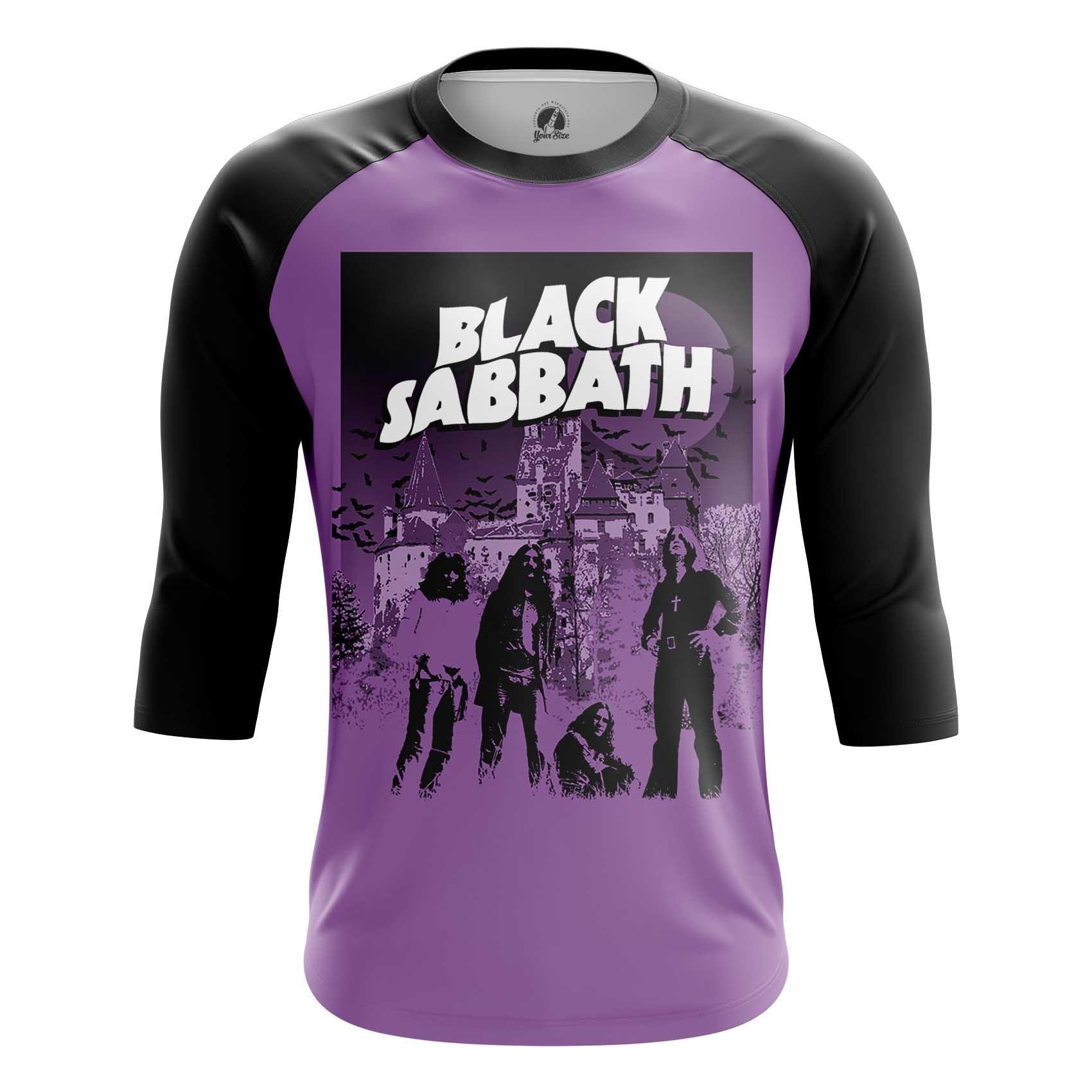 Merch Long Sleeve Black Sabbath Fan Band