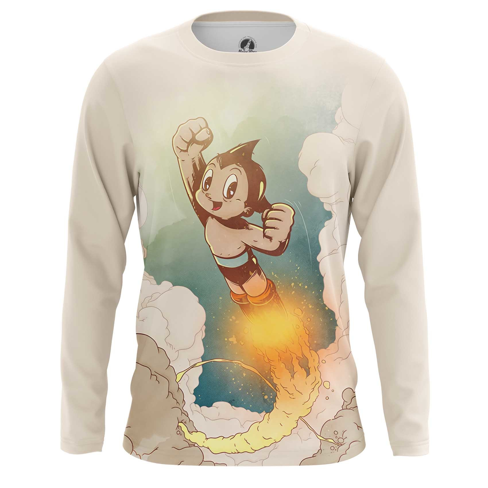 Collectibles T-Shirt Astro Boy Inspired Astroboy Japanese