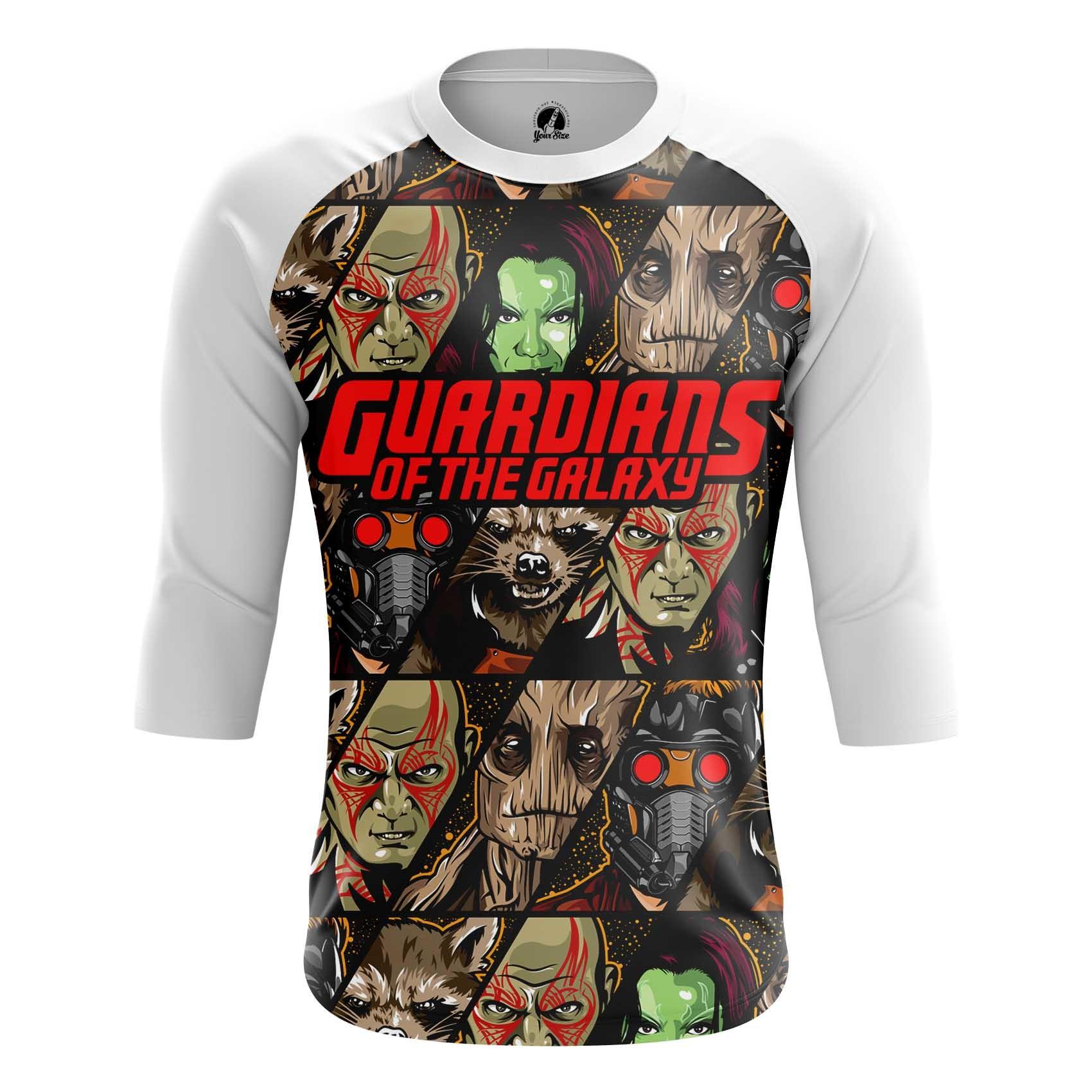 Merchandise Men'S Tank Guardians Of Galaxy Heroes Vest