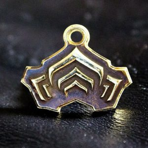 Merchandise Necklace Warframe Gaming Universe Game Handmade Pendant
