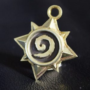 Collectibles - Necklace Hearthstone Universe Badge