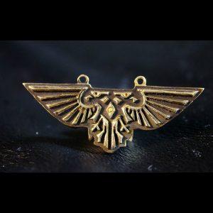 Merch Necklace Aquila Warhammer 40K Dawn Of War Handmade Pendant
