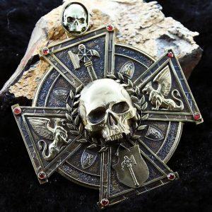 Merch Warhammer Fantasy Battles Medal Handmade