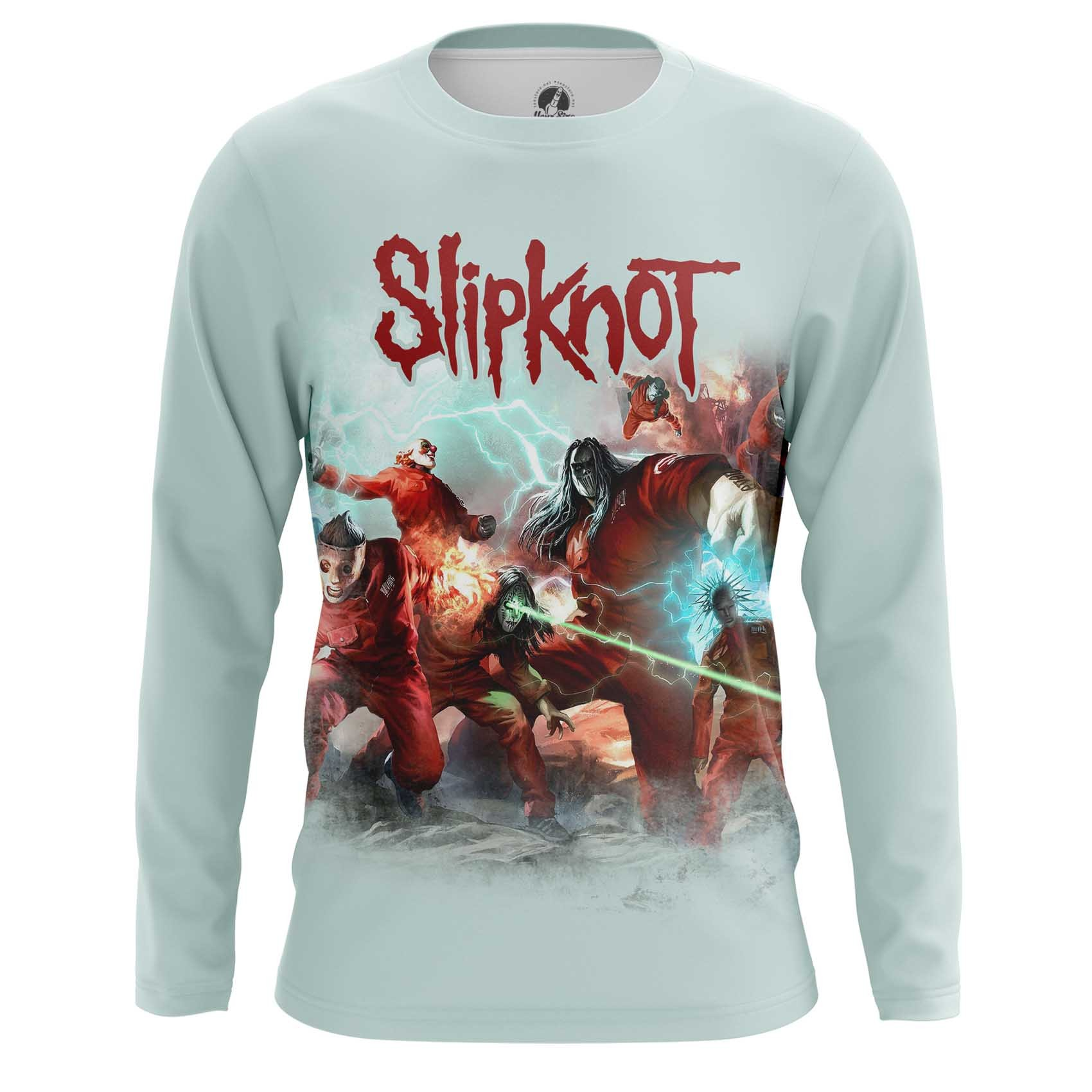 Collectibles Long Sleeve Slipknot Band