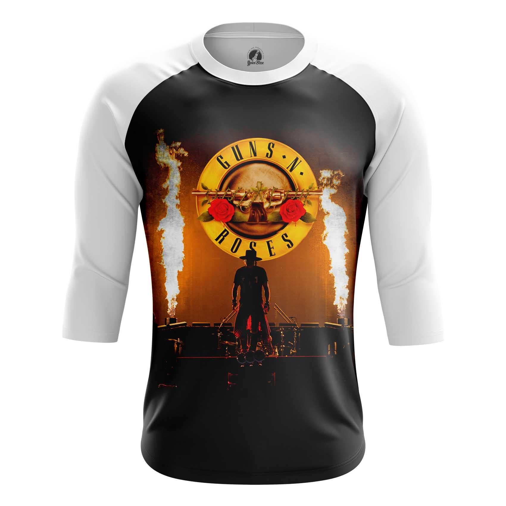 Merch Long Sleeve Guns N&Rsquo; Roses Band