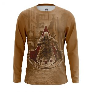 Collectibles Men'S Long Sleeve Assassin'S Creed 3 Game