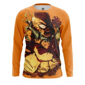Collectibles Men'S Long Sleeve Hell Of A Punch One Punch Man