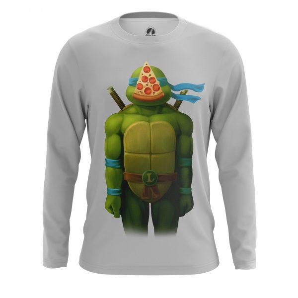 59e91bbc6 Mens long sleeve Leo TMNT Ninja Turtles Pizza - IdolStore