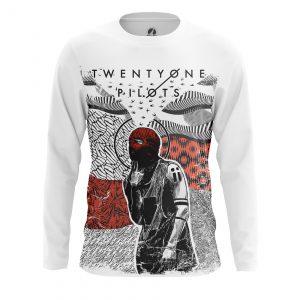 Merchandise Men'S Long Sleeve Twenty Pilots Twenty One Pilots Clothes