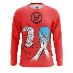 Merchandise Men'S Long Sleeve Twent One Pilots Shirts Clothes