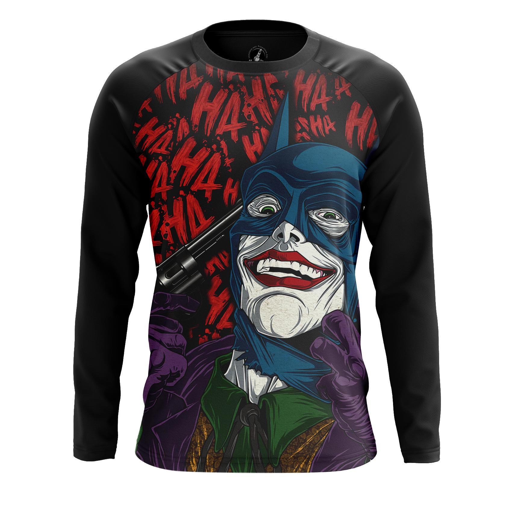 Merchandise Men'S Tank Last Laugh Comics Joker Batman Mask Vest