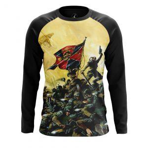 Merch Men'S Long Sleeve Imperial Guard Warhammer