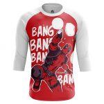 Collectibles - Men'S Raglan Bang Bang Deadpool