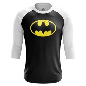 Merch Men'S Raglan Batman Logo Comics Batman Bat 2016