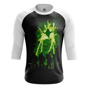 Merchandise Men'S Raglan Ghostbusters Movie