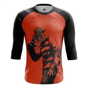 Merchandise Men'S Raglan Krueger A Nightmare On Elm Street