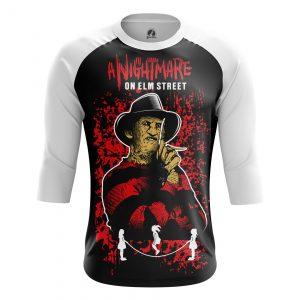 Merchandise Men'S Raglan Nightmare On Elm Street