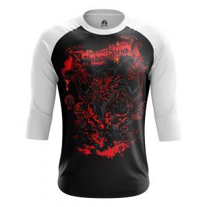 Merchandise Men'S Raglan Shadow Fiend Dota 2
