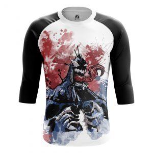 Collectibles Men'S Raglan Venom Symbiote