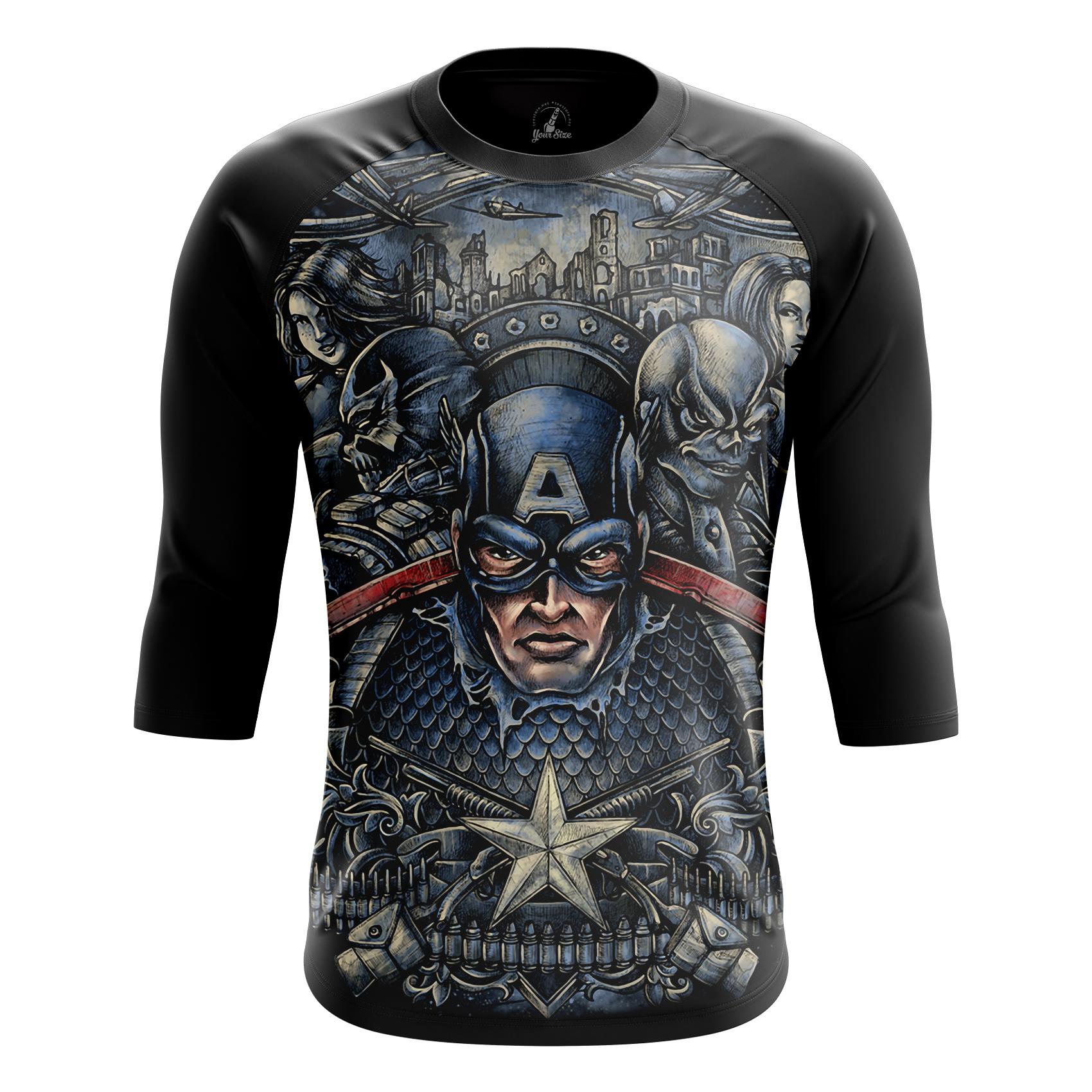 Merchandise Men'S Tank Captain America Vest