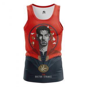 Collectibles Men'S Tank Doctor Strange Superhero Vest