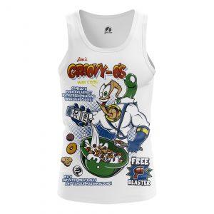 Merchandise Men'S Tank Jims Cereal Sega Games Earthworm Jim Vest