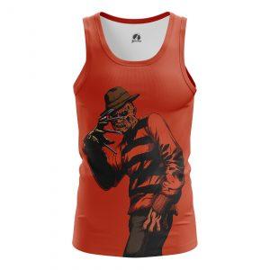 Merchandise Men'S Tank Krueger A Nightmare On Elm Street Vest