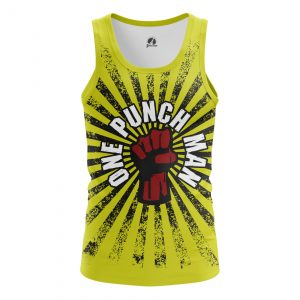 Collectibles Men'S Tank One Punch Man Shirts Vest